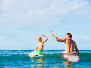10 day Surf and Stay packages cape town south africa with kids