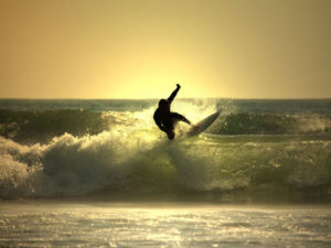 3 day surf guided package in cape town south africa
