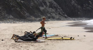 surf and yoga camp packages in cape town south africa