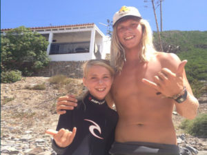 surf travel packages with kids in cape town south africa